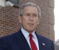 Bush na kolejną kadencję /AFP
