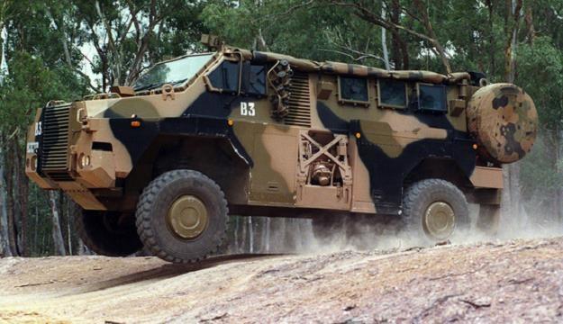 Bushmaster Infantry Mobility Vehicle (IMV) /Newseria Biznes