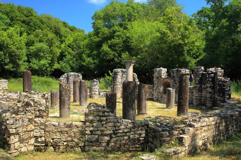 Butrint - niewielkiej osady, a raczej stanowiska archeologicznego, wpisanego w 1992 roku na listę światowego dziedzictwa kultury UNESCO /123RF/PICSEL
