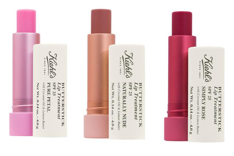 Butterstick Lip Treatment marki Kiehl's /materiały prasowe