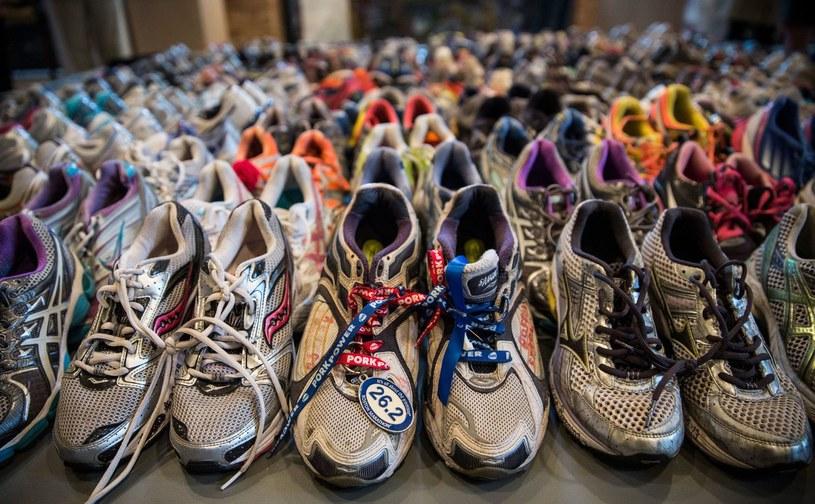 Buty do biegania /AFP
