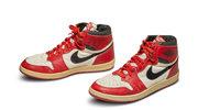 Buty Michaela Jordana sprzedane. Cena? 560 000$