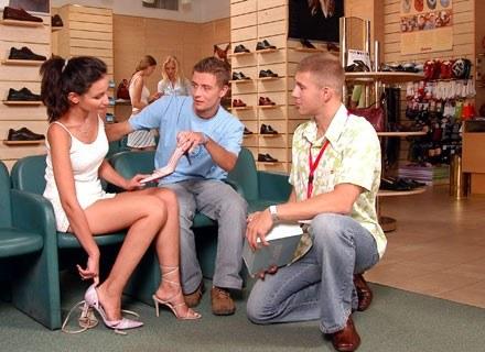 Buty muszą być wygodne