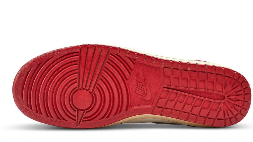 Buty wcale nie są zużyte. Można bez obaw używać ich zgodnie z przeznaczeniem /East News