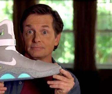 """Buty z filmu """"Powrót do przyszłości"""" trafią do sprzedaży"""