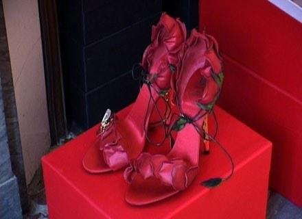 Buty z nowj kolekcji /AFP