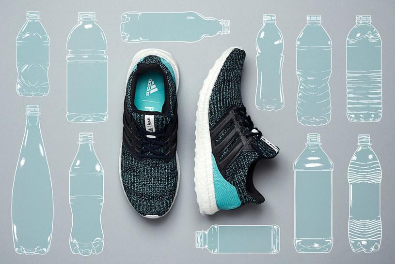 Buty z przetworzonych śmieci - taką przyszłość widzi Adidas /materiały prasowe