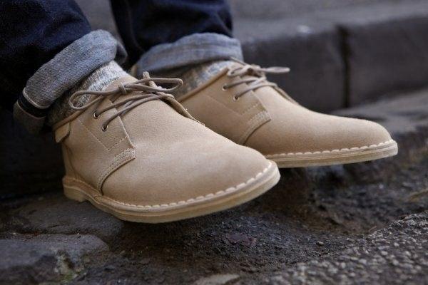buty zamszowe /© Photogenica