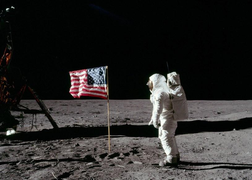 Buzz Aldrin, misja Apollo 11 /NASA