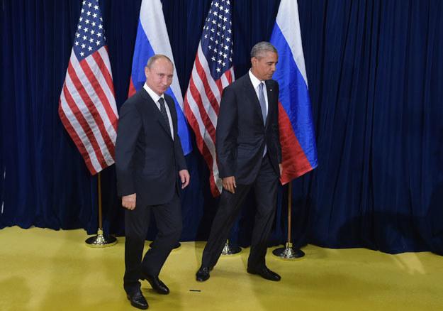 """""""Być może Rosję udałoby się namówić na współpracę z USA i wspólne poszukiwanie rozwiązania regionalnego problemu?"""" /AFP"""