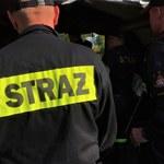 Bydgoszcz: W budynku zapalił się gaz. 4 osoby ranne