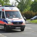 Bydgoszcz: Zderzenie karetki z samochodem osobowym