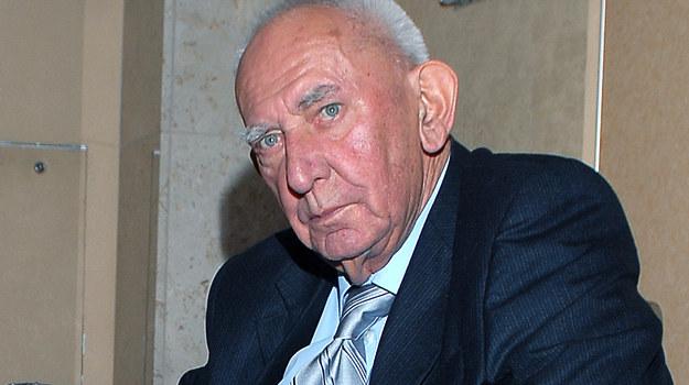 Był skromnym, mądrym i naturalnym człowiekiem - wspomina Holoubka Magdalena Zawadzka/fot. A.Szilagyi /MWMedia