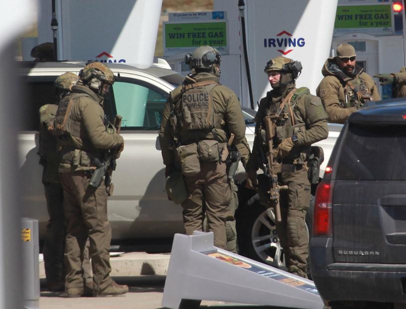 Był to to najtragiczniejszy tego typu atak w historii Kanady /AFP