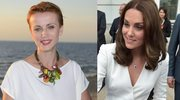 """Była aktorka """"Barw szczęścia"""" fantazjuje: Stylizacją przebiłam księżną Kate!"""