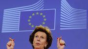 Była komisarz UE zataiła związek z rajem podatkowym