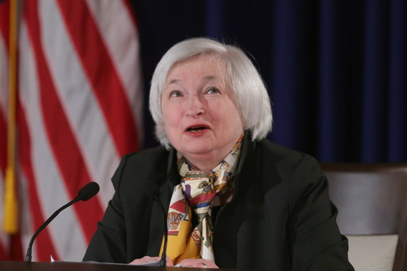 Była szefowa Fed