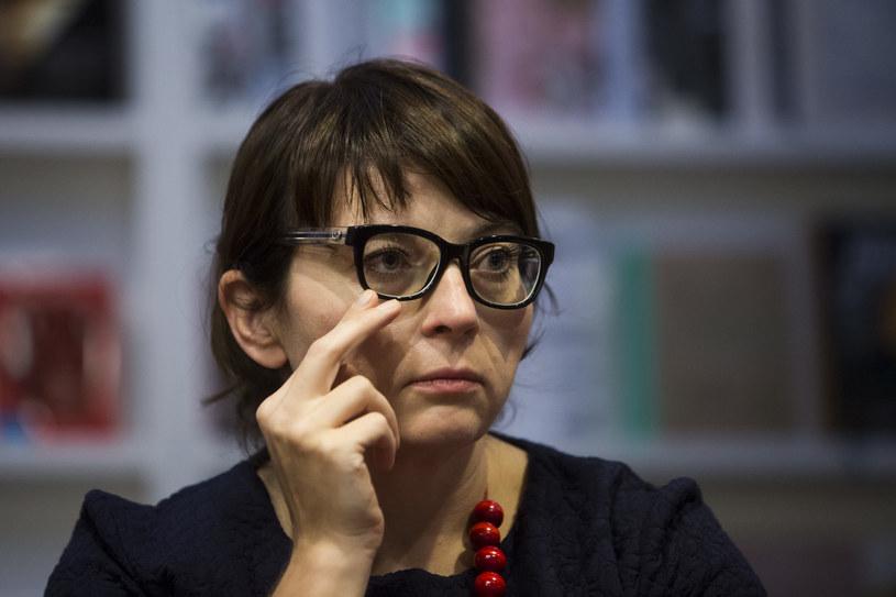 Była szefowa PISF Magdalena Sroka /ANDRZEJ BANAS / POLSKA PRESS /East News