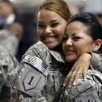 Była w ciąży na froncie w Afganistanie