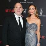 Była żona Harveya Weinsteina ma już nowego partnera. To znany aktor!