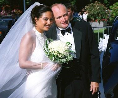 Była żona Phila Collinsa oskarża muzyka. Sąd reaguje
