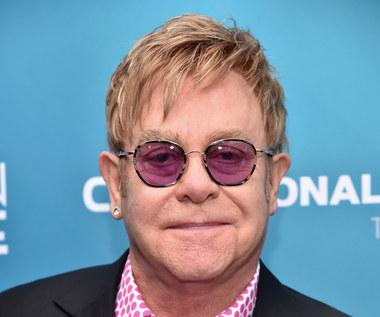 Była żona pozywa Eltona Johna. O co będzie się sądzić?