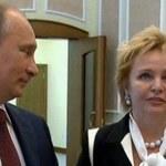 Była żona Putina znów wyszła za mąż. Wybranek młodszy 20 lat
