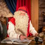 """""""Byłabyś świetnym elfem!"""" Dziennikarka RMF FM rozmawia ze Świętym Mikołajem"""