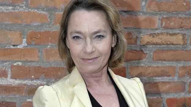 Byłam babcią, jestem mamą - mówi o swoich ostatnich serialowych rolach Anna Tomaszewska/fot. Gałązka /AKPA