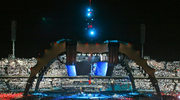 Byłam na scenie na koncercie U2!