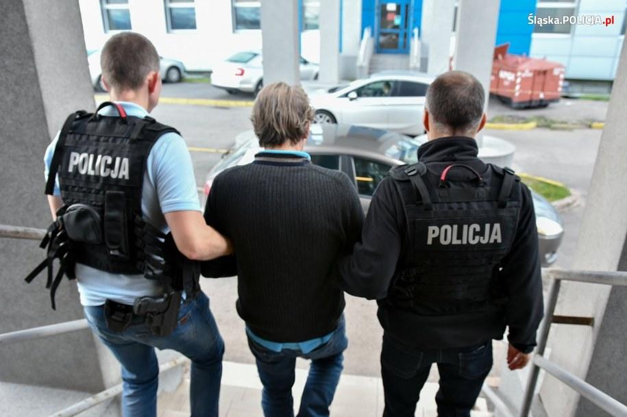 Byłemu prezesowi Parku Śląskiego postawiono zarzuty korupcyjne /Policja