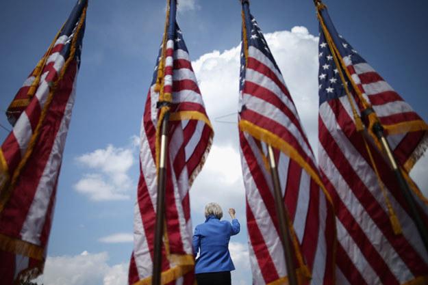 Byli naziści korzystali z amerykańskich świadczeń socjalnych (zdjęcie ilustracyjne) fot. Chip Somodevilla / Getty Images North America /AFP