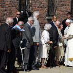 """Byli więźniowie na temat wizyty Franciszka w Auschwitz-Birkenau: """"To milczenie było wymowne"""""""