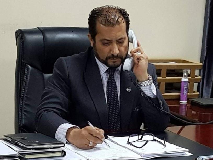 Były afgański minister Syed Ahmad Shah Sadaat /Facebook/Syed Ahmad Shah Sadaat /materiał zewnętrzny