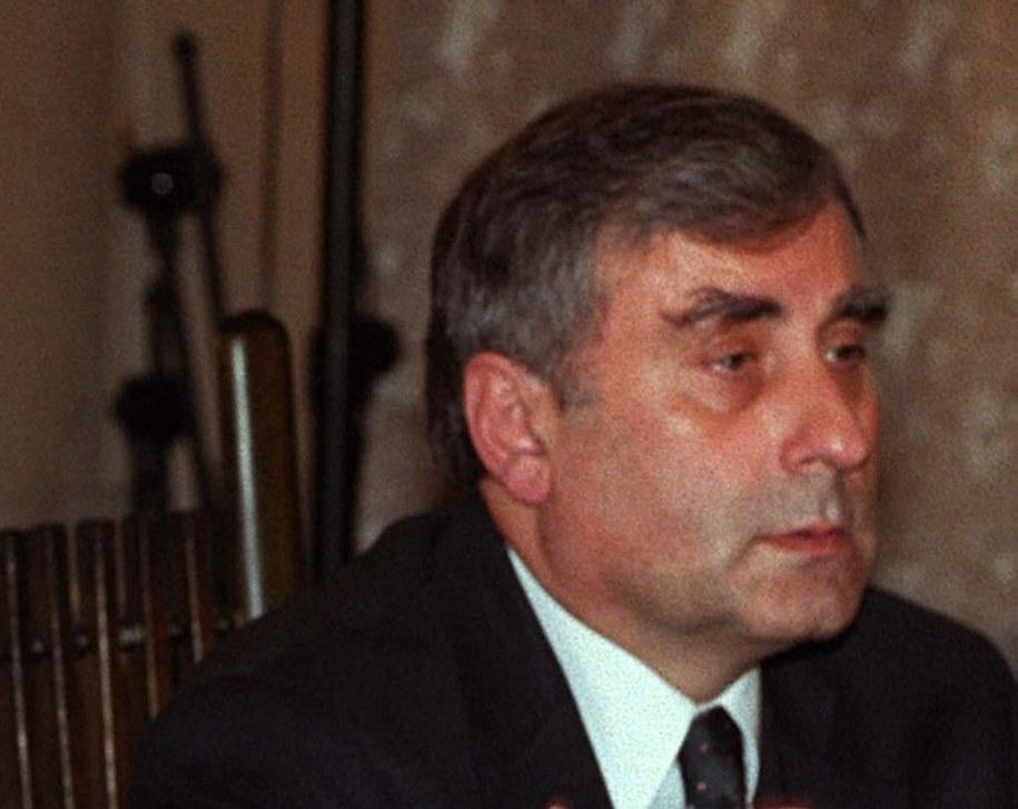 Były ambasador RP w Egipcie, Grzegorz Dziemidowicz /Andrzej Rybczyński  /PAP