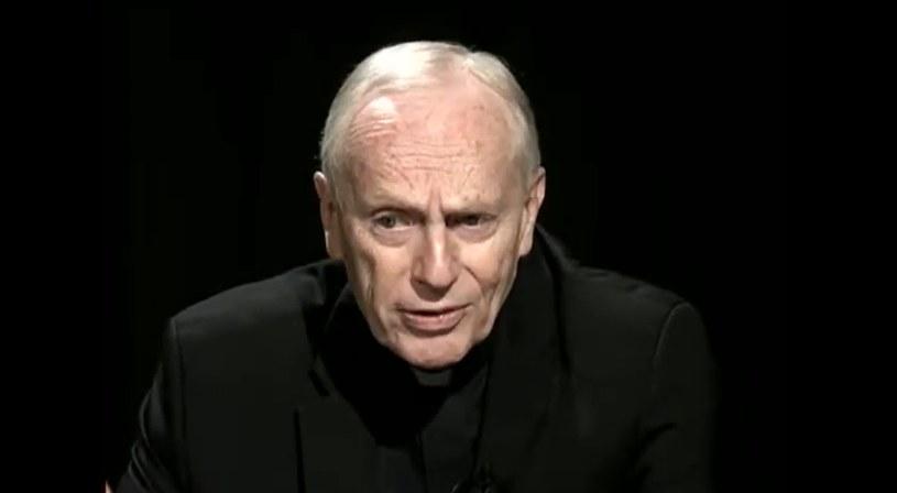 Były biskup Albany w stanie Nowy Jork Howard Hubbard /YouTube