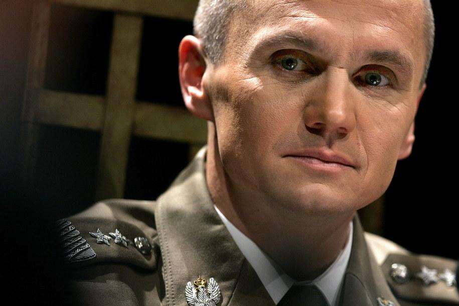 Były dowódca Jednostki Specjalnej GROM gen. Roman Polko (Gdańsk, listopad 2008) /Adam Warżawa /PAP