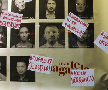Były dyrektor Bagateli oskarżony o mobbing i nadużycia seksualne
