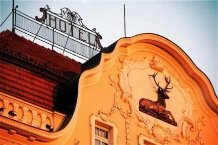 Były hotel dobrze wygląda tylko z zewnątrz  / fot. W. Trzcionka /Gazeta Codzienna