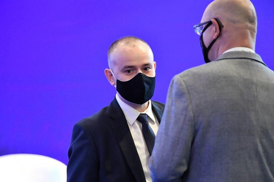 Były już prezydencki minister Paweł Mucha / Marcin Bielecki    /PAP