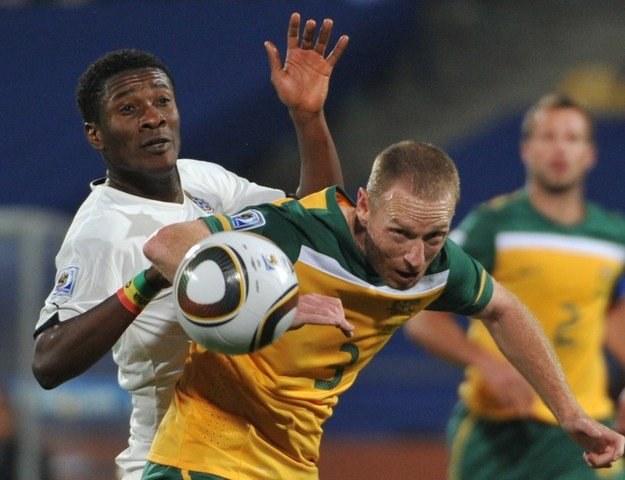 Były kapitan piłkarskiej reprezentacji Australii Craig Moore /AFP