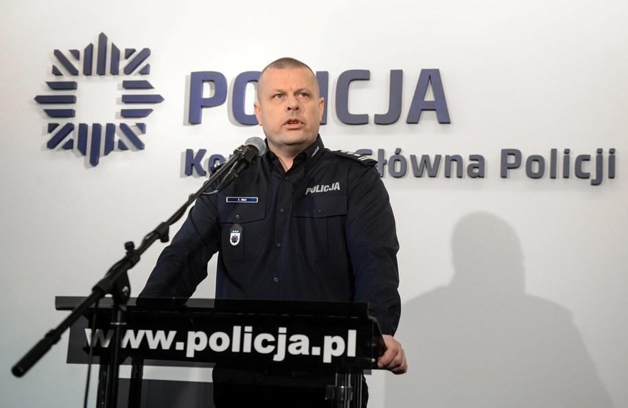 Były Komendant Główny Policji, insp. Zbigniew Maj / Jakub Kamiński    /PAP