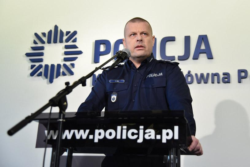 Były Komendant Główny Policji, insp. Zbigniew Maj /Mateusz Jagielski/East News /East News