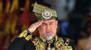 Były król Malezji rozwiódł się. Jego żona, była Miss Moskwy zaprzecza
