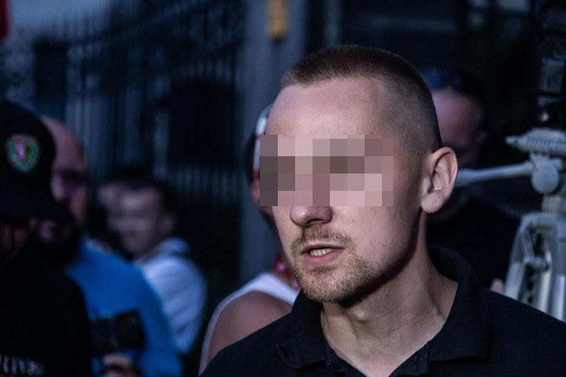 Były ksiądz Jacek M. /Krzysztof Kaniewski/REPORTER /Reporter