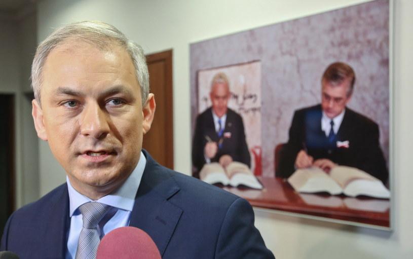 Były lider Sojuszu Lewicy Demokratycznej Grzegorz Napieralski /Tomasz Gzell /PAP