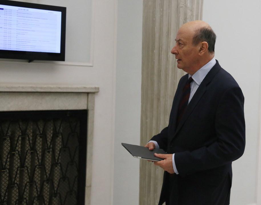 Były minister finansów Jacek Rostowski /Tomasz Gzell   /PAP