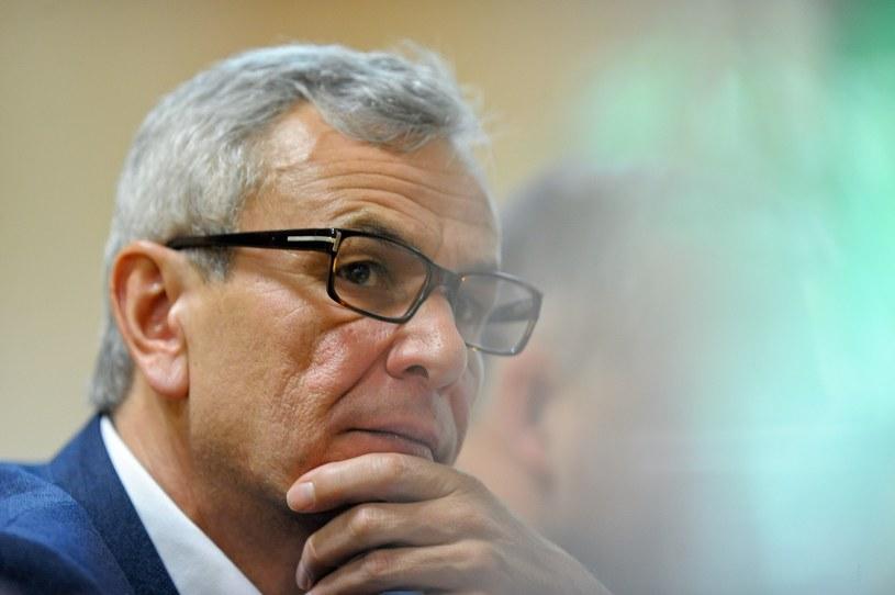 Były minister sportu Andrzej Biernat /Lukasz Solski/ /East News