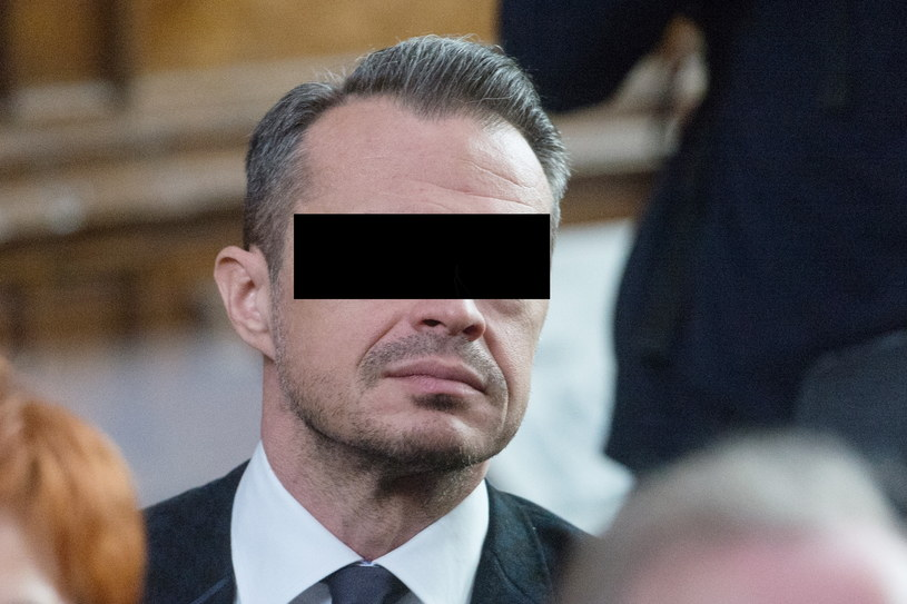 Były minister transportu Sławomir N. /Lukasz Dejnarowicz /Agencja FORUM