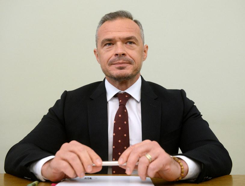 Były minister transportu Sławomir Nowak zostanie w areszcie co najmniej do połowy kwietnia /Jan Bielecki /East News